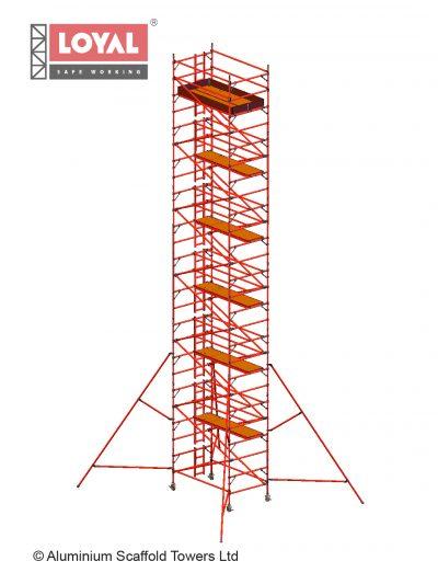 GRP Fibreglass Towers