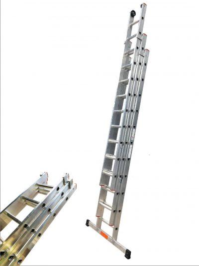Heavy Duty Extension (Triple) Ladders
