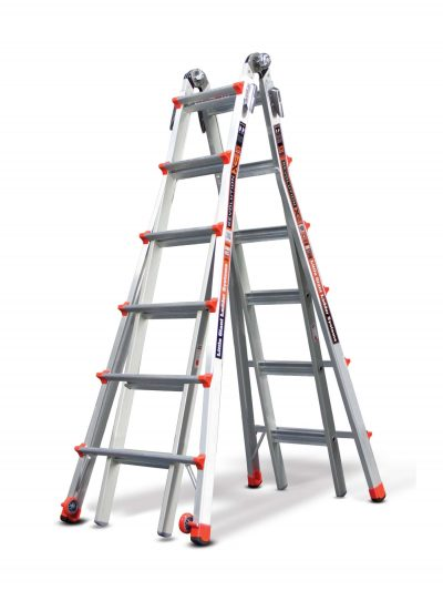 Little Giant Revolution Ladders