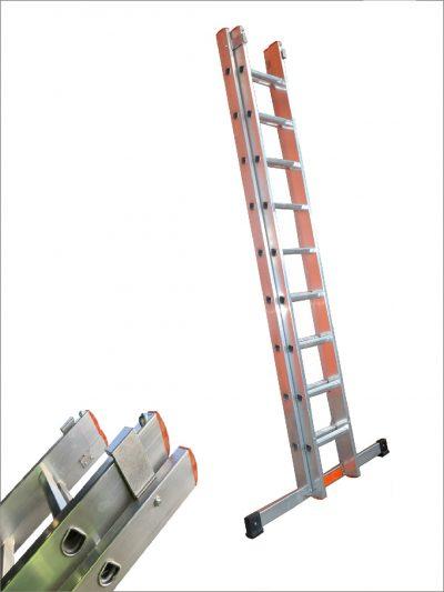 Heavy Duty Extension (Double) Ladders