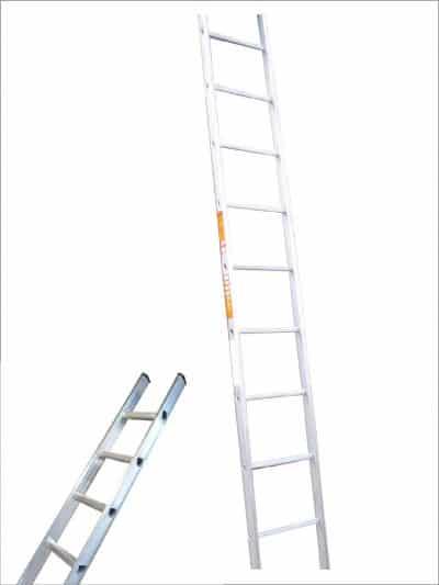 Heavy Duty Extension (Single) Ladders