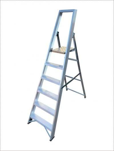 Industrial Platform Step Ladders