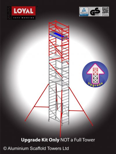 Trade King Tower Upgrades