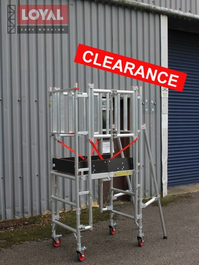 Scaffold Tower Sales