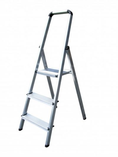 Trade EN131 Platform Step Ladders