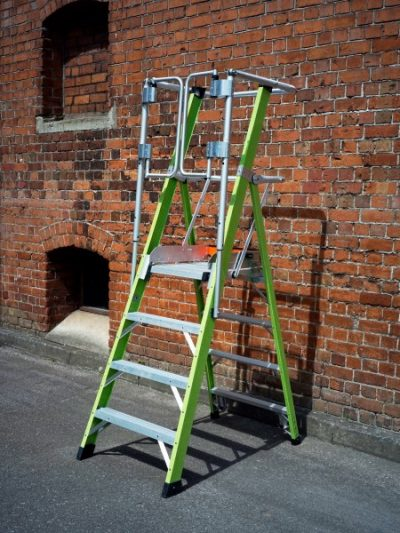 Little Giant Safety Cage