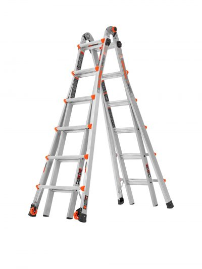 Little Giant Velocity Ladders